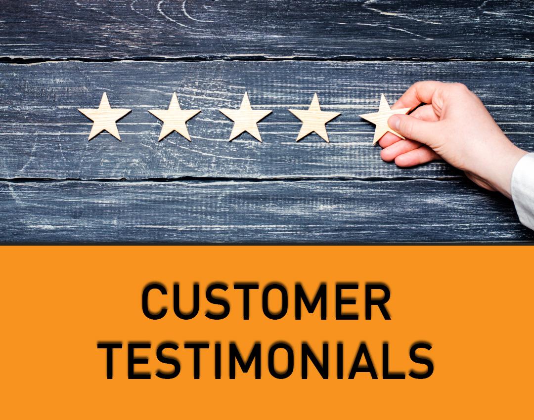 Big Ben's Junk Removal :: Customer Testimonials