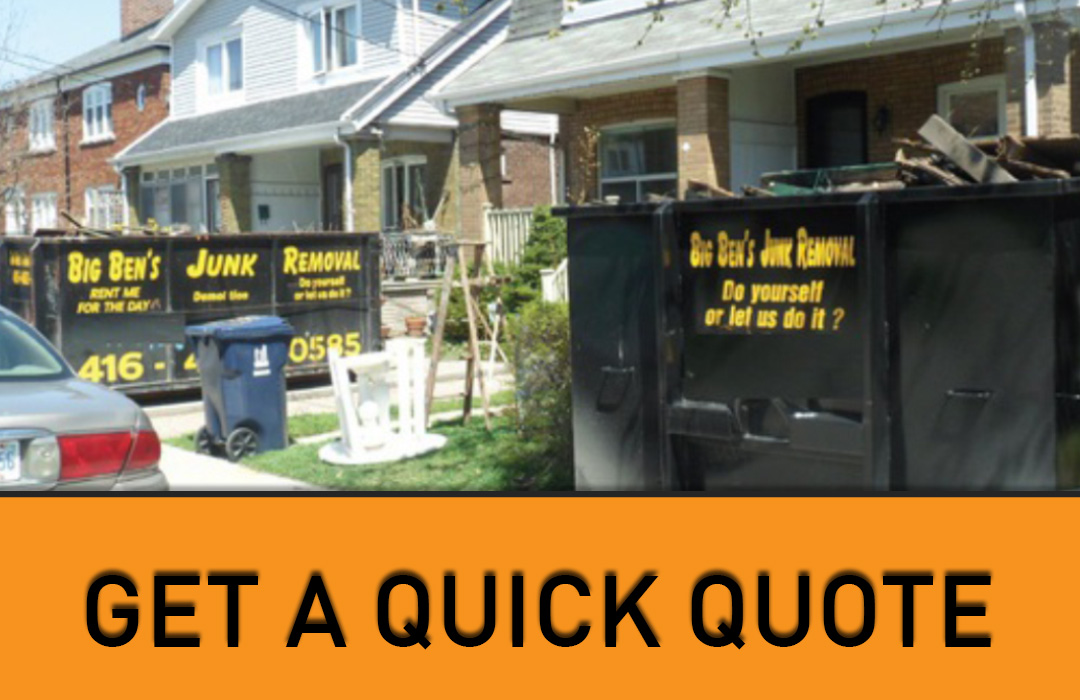 Big Ben's Junk Removal :: Get a Quick Quote