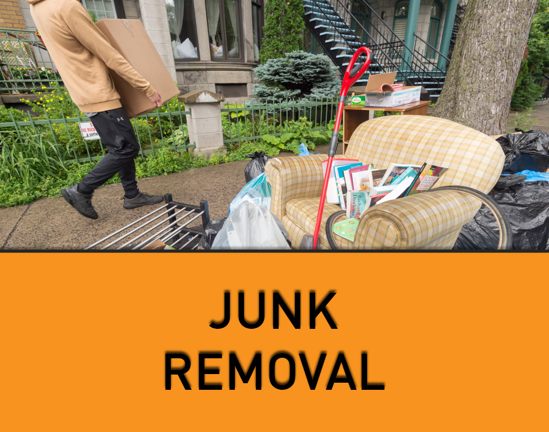Big Ben's Junk Removal :: Junk Removal Services